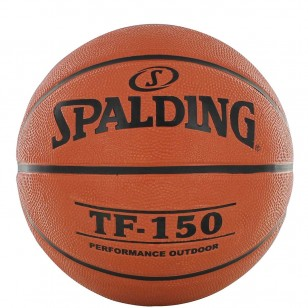 Spalding TF-150 Rubber Basketball