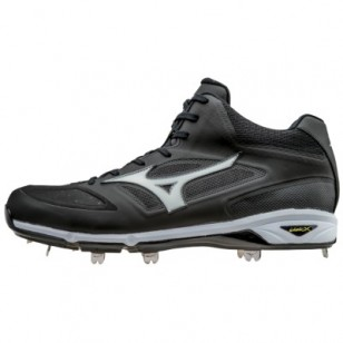 Mizuno Dominant IC Metal Cleats - Mid Cut