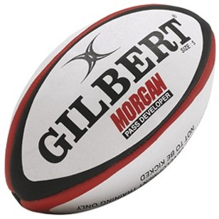 Gilbert MORGAN Pass Developer Rugby Ball