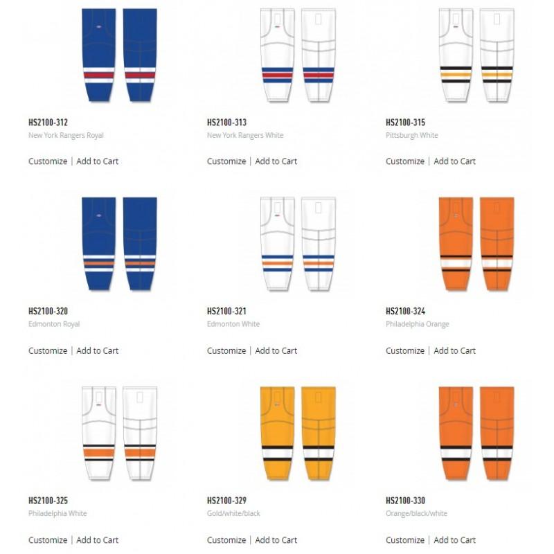 77746af2b9c Athletic Knit Cut & Sew Pro Hockey Socks - Prodigy Sports