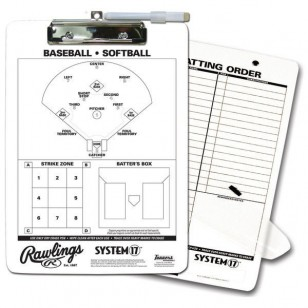 Rawlings Coach Clipboard