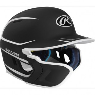 Rawlings Mach Two-Tone Matte Helmet with EXT Flap