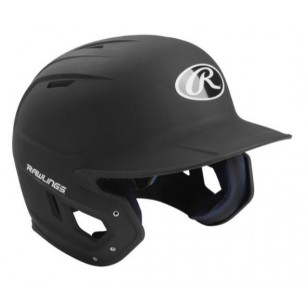Rawlings Mach Junior Tone-on-Tone Matte Helmet