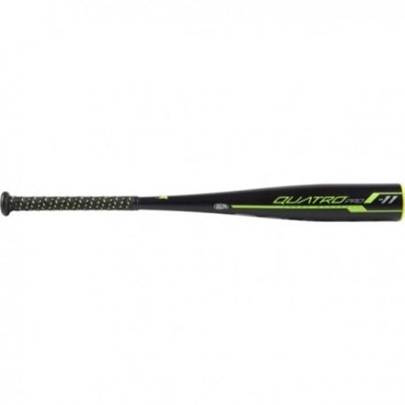 Rawlings 2019 Quatro USSSA Baseball Bat (-11)