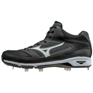 Mizuno Dominant IC Mid Cut Baseball Cleats