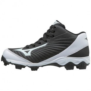Mizuno 9-Spike Franchise 9 Mid-Cut Cleat - YOUTH