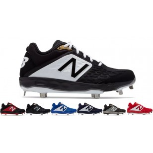 New Balance Fresh Foam L3000v4 - Low-Cut Metal Spike Cleat