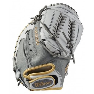 Wilson 2020 A2000 Fast-Pitch Catcher's Mitt