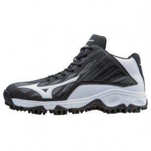 Mizuno 9-Spike Advanced Erupt 3 - Mid Cut