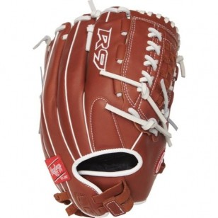 Rawlings R9 Series12.5 in Fastpitch Pitcher/Outfield Glove