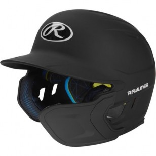 Rawlings Mach Junior One-Tone Matte Helmet with EXT Flap