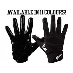 Cutters Rev 2.0 SOLID Receiver Football Gloves