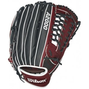 Wilson A2000 Dual Post Slow-Pitch Softball Glove