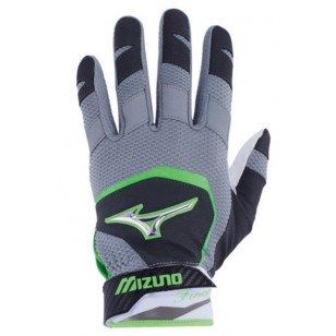 Mizuno Girls Finch Batting Gloves